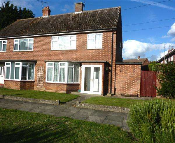 3 Bedrooms Semi Detached House for sale in Kerry Avenue, Ipswich