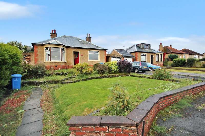 3 Bedrooms Bungalow for sale in Balmoral Gardens, Brightons, Falkirk