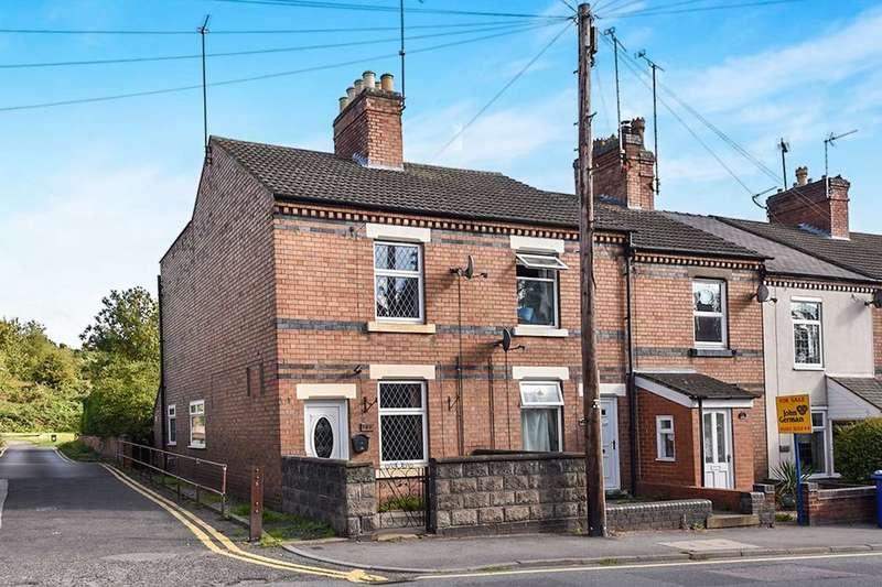 3 Bedrooms Property for sale in Shobnall Road, Burton-On-Trent, DE14