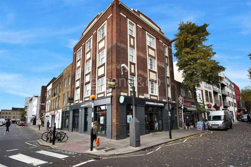 2 Bedrooms Flat for sale in The Railway Tavern, Wells Terrace, Finsbury Park, London, N4