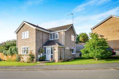 4 Bedrooms Detached House for sale in Washle Drive, Middleton Cheney, Banbury, Northamptonshire