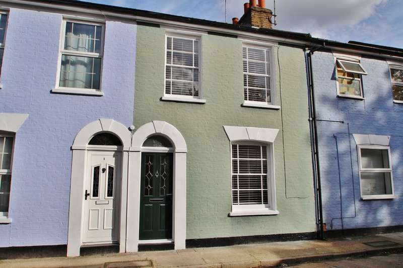 2 Bedrooms Terraced House for sale in Burnham Street, Kingston Upon Thames