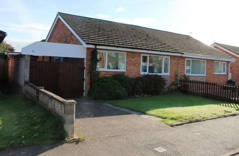 2 Bedrooms Semi Detached Bungalow for sale in Feniton