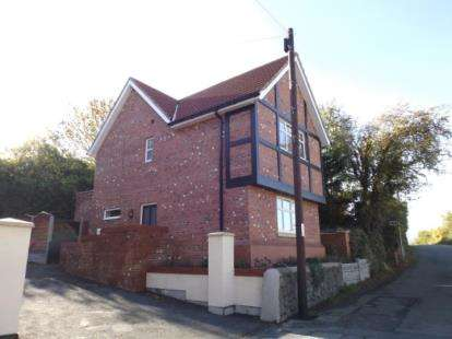 3 Bedrooms Detached House for sale in Llys Hen Ffordd, Old Conway Road, Mochdre, Colwyn Bay, LL28