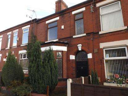 3 Bedrooms Terraced House for sale in Corporation Road, Audenshaw, Manchester, Greater Manchester