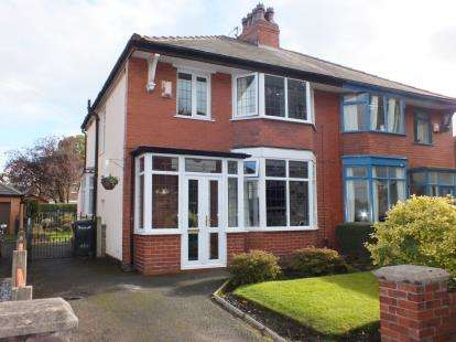 3 Bedrooms Semi Detached House for sale in Sandy Lane, Leyland