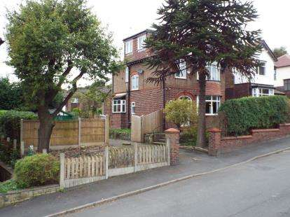 4 Bedrooms Detached House for sale in Guywood Lane, Romiley, Stockport, Greater Manchester