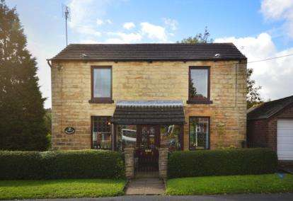 2 Bedrooms Detached House for sale in Springwood Lane, High Green, Sheffield, South Yorkshire