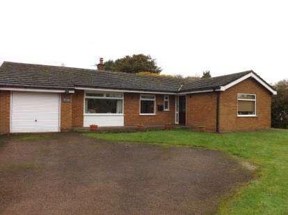 3 Bedrooms Bungalow for sale in Shop Lane, Goulceby, Louth