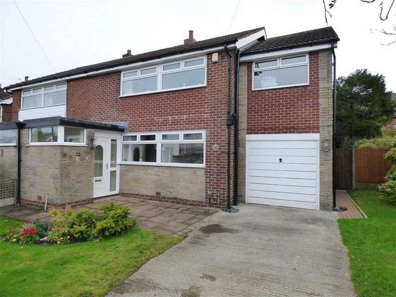 4 Bedrooms Property for sale in Helmshore Avenue, Moorside, OLDHAM, OL4