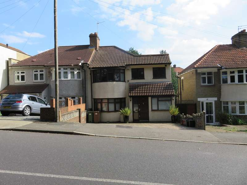 4 Bedrooms Semi Detached House for sale in Lodge Hill, Welling, Kent, DA16 1BW