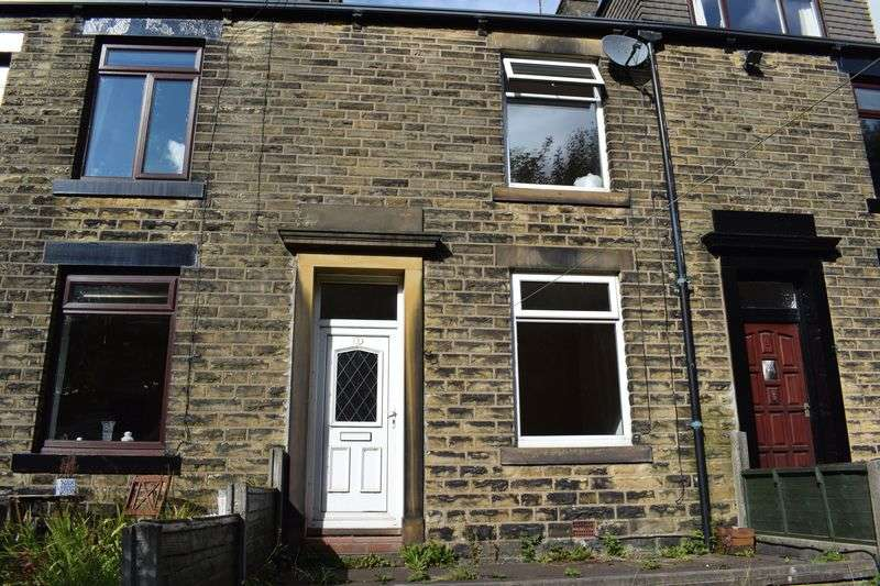 3 Bedrooms Terraced House for sale in Brook Terrace, Newhey