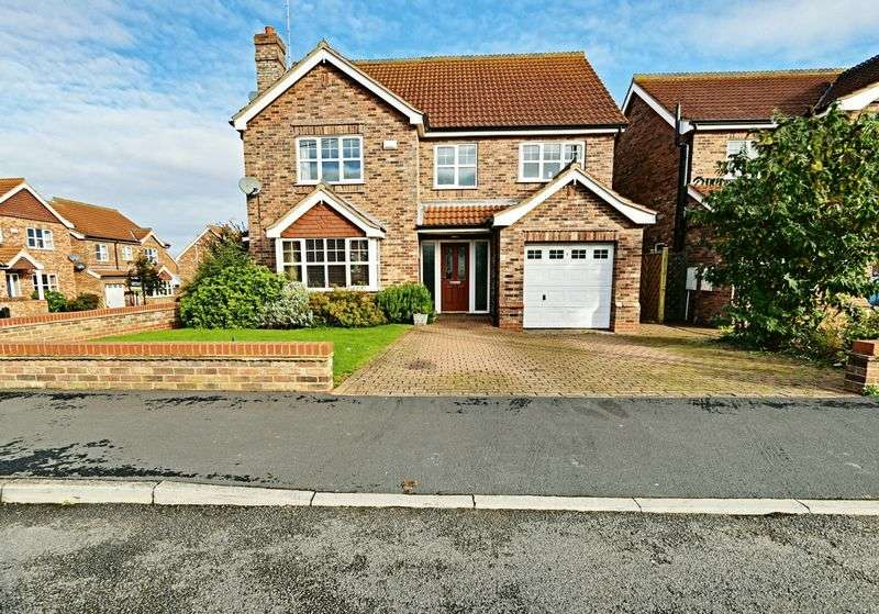 5 Bedrooms Detached House for sale in West Acridge, Barton-Upon-Humber