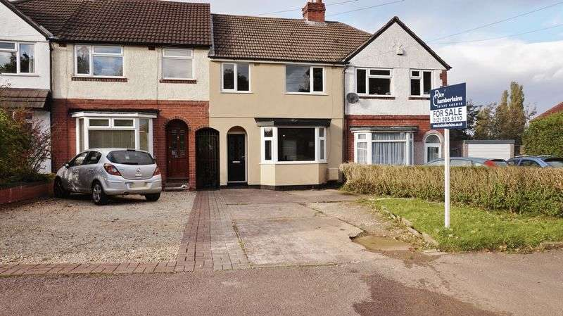 3 Bedrooms House for sale in Groveley Lane, Birmingham