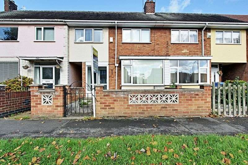 2 Bedrooms Terraced House for sale in Grimston Road, Anlaby