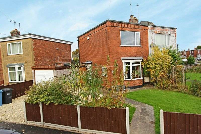2 Bedrooms Semi Detached House for sale in Ledbury Road, Hull