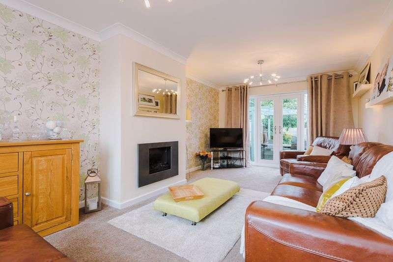 4 Bedrooms Semi Detached House for sale in Stanton Road, Thelwall