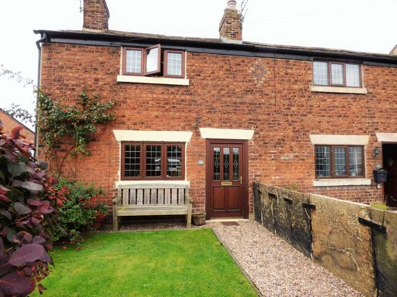 2 Bedrooms Semi Detached House for sale in Drinkhouse Road, Croston