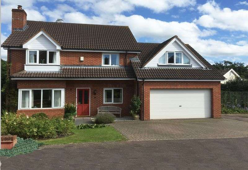 5 Bedrooms Detached House for sale in Silverton, Exeter