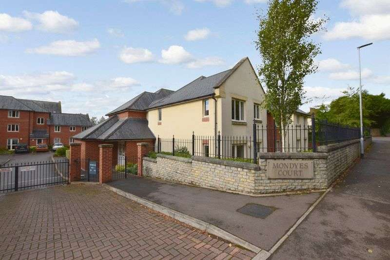 1 Bedroom Retirement Property for sale in Mondyes Court, Wells, BA5 2QX