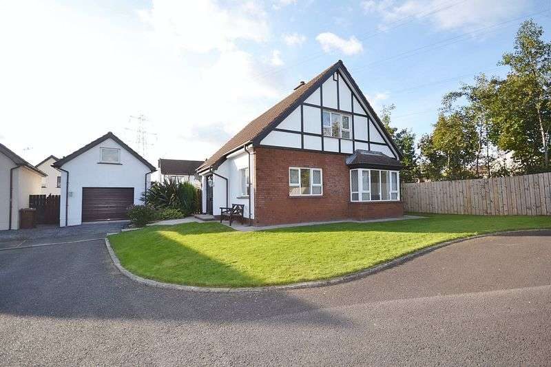4 Bedrooms Detached Bungalow for sale in Broadlands Gardens, Carrickfergus