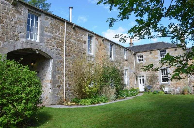 4 Bedrooms Semi Detached House for sale in Lamancha , West Linton