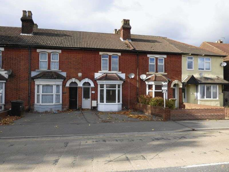 3 Bedrooms Terraced House for sale in SOUTHAMPTON ROAD, EASTLEIGH