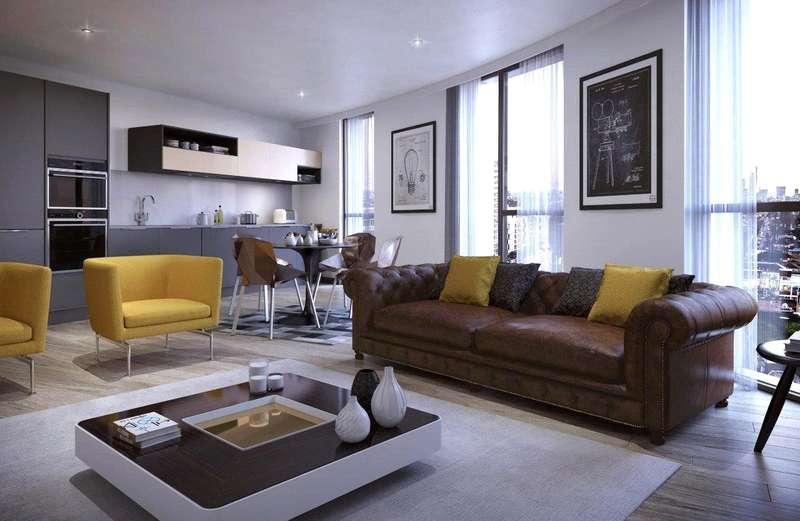2 Bedrooms Flat for sale in Kingsland High Street, Dalston, Hackney, London, E8
