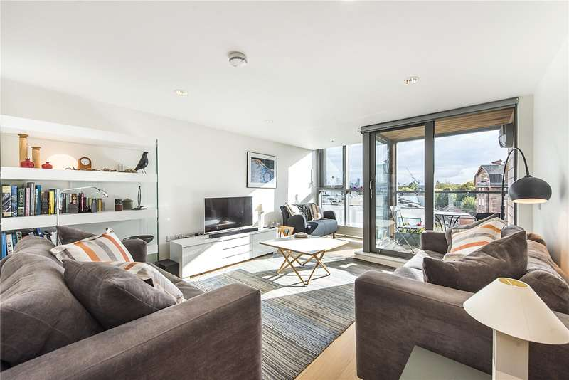 2 Bedrooms Flat for sale in Laycock Street, London, N1