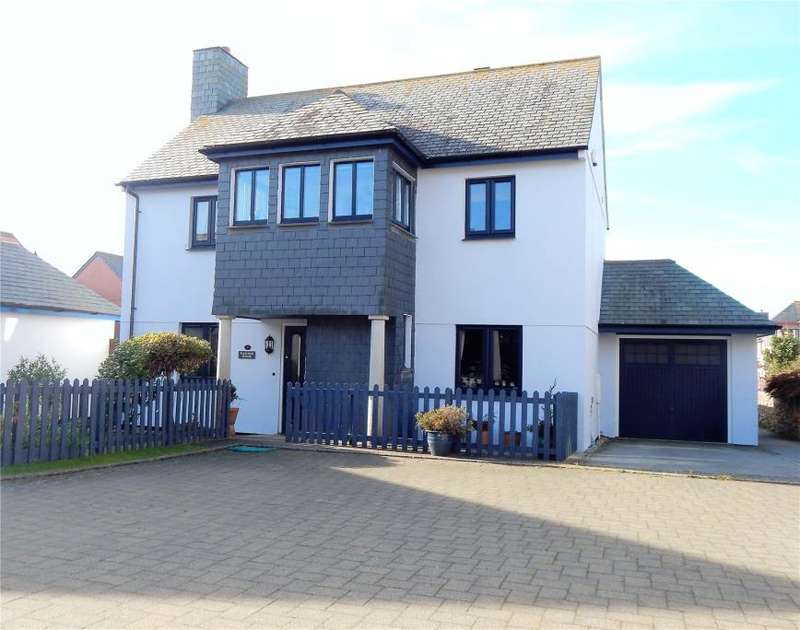 4 Bedrooms Detached House for sale in Lefra Orchard, St Buryan, Penzance