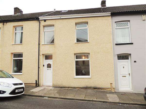 3 Bedrooms Terraced House for sale in George Street, Penygraig, Tonypandy