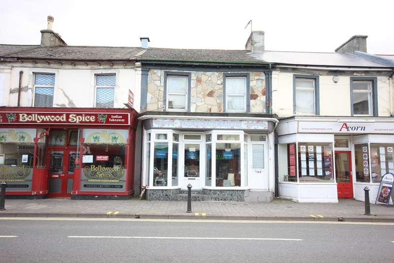 2 Bedrooms Maisonette Flat for sale in Queen Street, Newton Abbot
