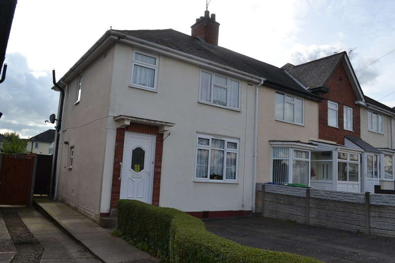 3 Bedrooms Semi Detached House for sale in Valentine Road, Oldbury