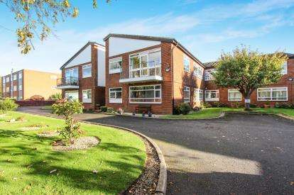 2 Bedrooms Flat for sale in Silverburn, 193 St. Annes Road East, Lytham St. Annes, Lancashire, FY8