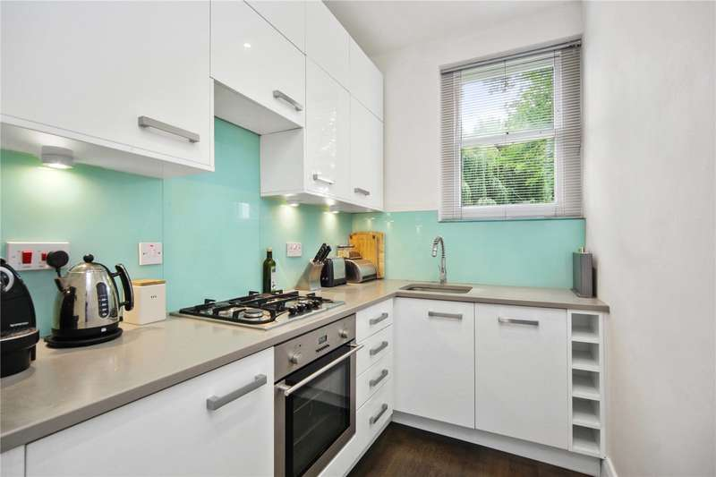2 Bedrooms Ground Flat for sale in Tarranbrae, Willesden Lane, NW6