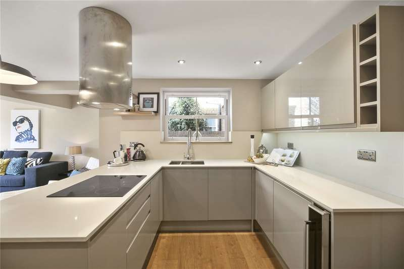 2 Bedrooms Ground Flat for sale in Chevening Road, London, NW6
