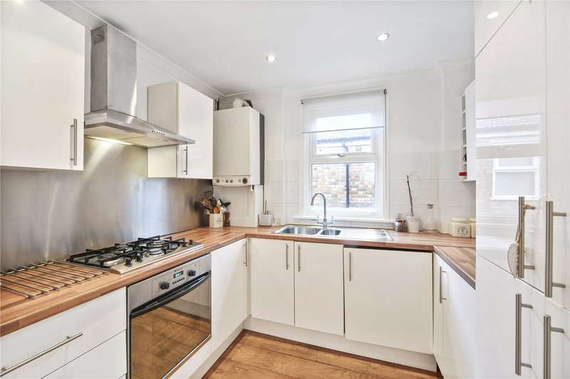 2 Bedrooms Flat for sale in Linacre Road, London, NW2