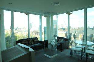2 Bedrooms Flat for sale in Maritime House, Greens End, London