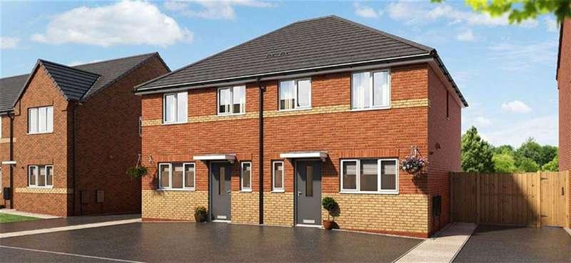 3 Bedrooms Property for sale in The Kellington, Limehurst Village, Rowan Tree Road, Oldham, OL8
