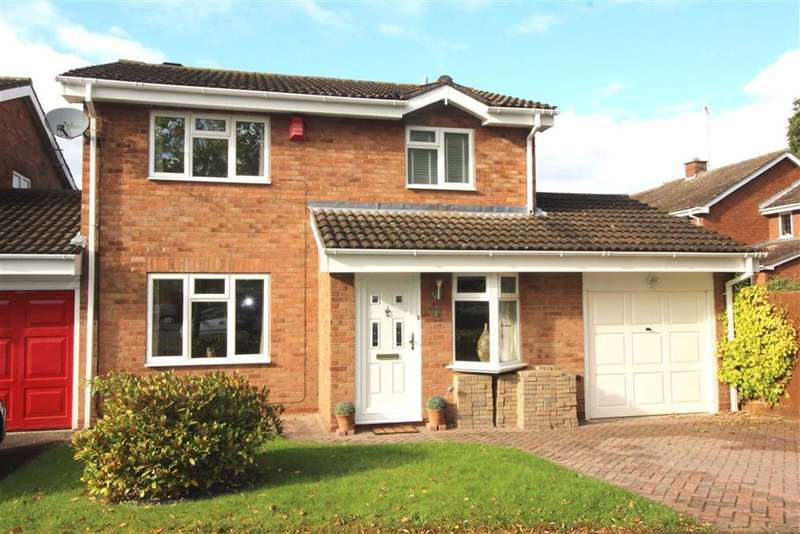 3 Bedrooms Property for sale in Snowshill Close, Redditch, Worcestershire, B98
