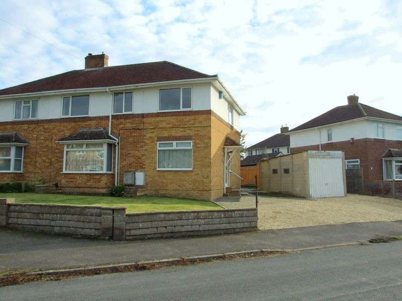 5 Bedrooms Semi Detached House for sale in Glebe Road, Trowbridge