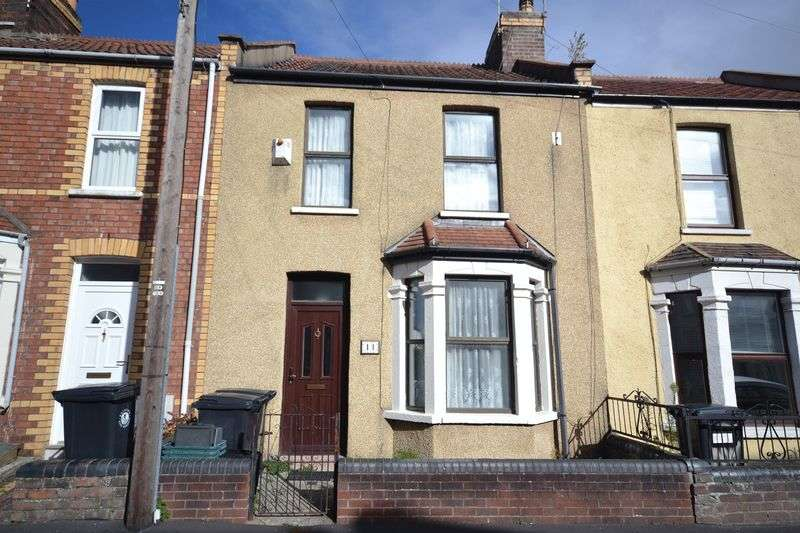 2 Bedrooms Terraced House for sale in Maywood Crescent, Fishponds, Bristol