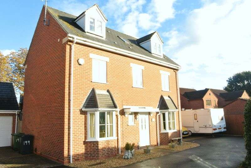 5 Bedrooms Detached House for sale in Bristol Road, Gloucester