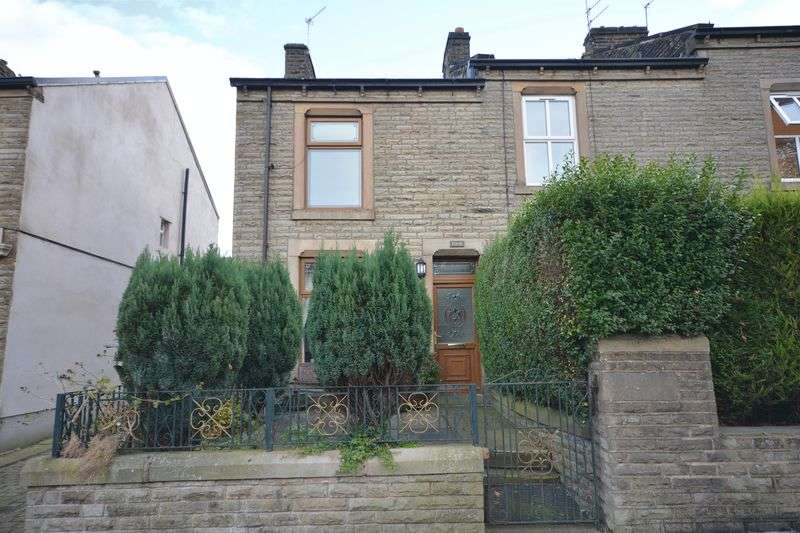 2 Bedrooms Terraced House for sale in Limefield Street, Accrington
