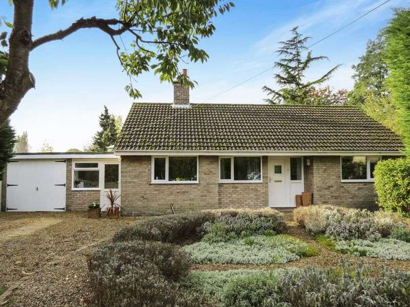 3 Bedrooms Detached Bungalow for sale in Ailsworth