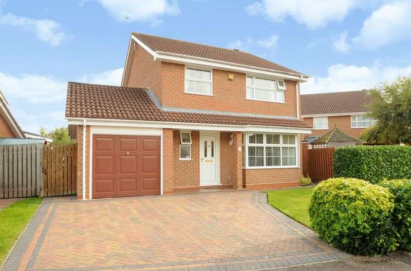4 Bedrooms Detached House for sale in Healey Close, Abingdon