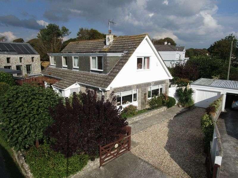4 Bedrooms Detached House for sale in Little Dimlands, Bakers Lane, Llantwit Major, Vale of Glamorgan CF61 1SW