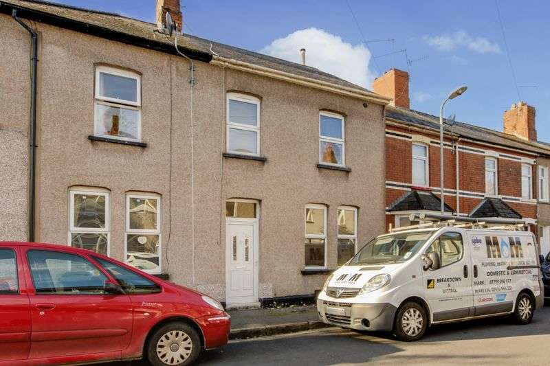 3 Bedrooms Terraced House for sale in Gore Street, Newport