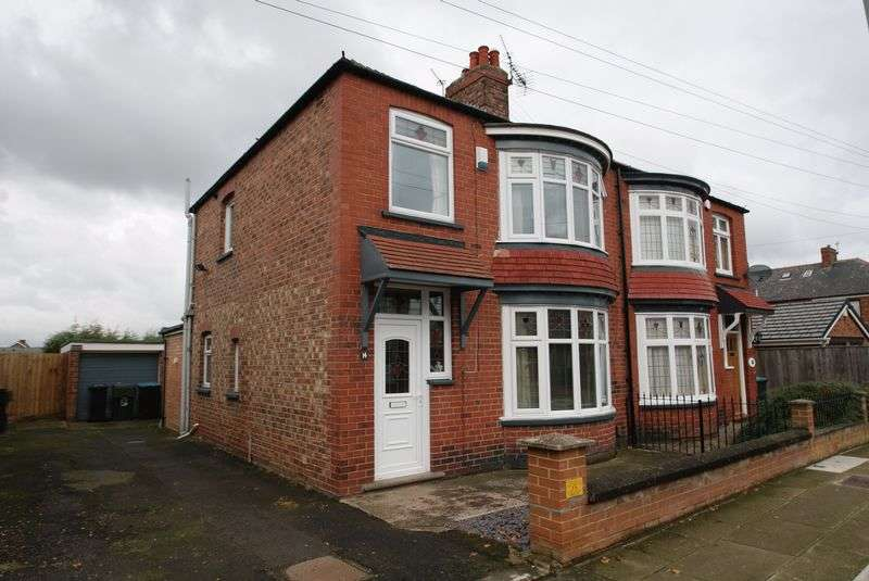3 Bedrooms Semi Detached House for sale in Williams Avenue, Middlesbrough