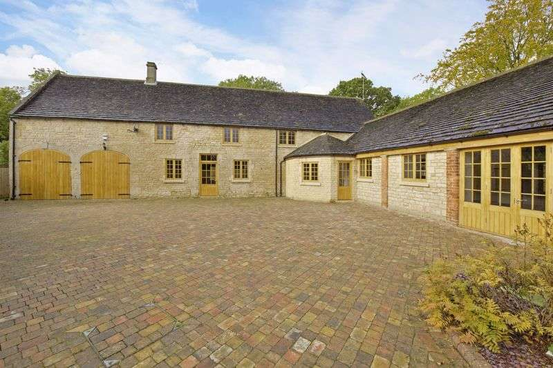4 Bedrooms Detached House for sale in Greetham, Oakham, Rutland